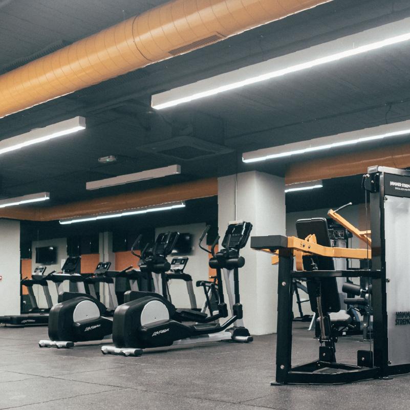 Gym Price Range
