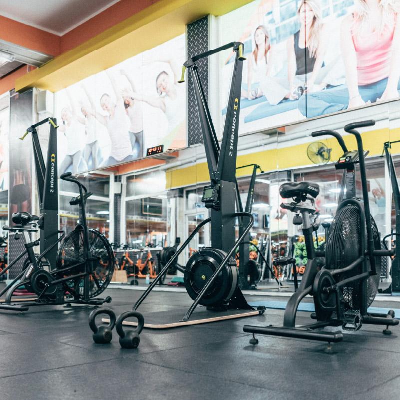Gym Location