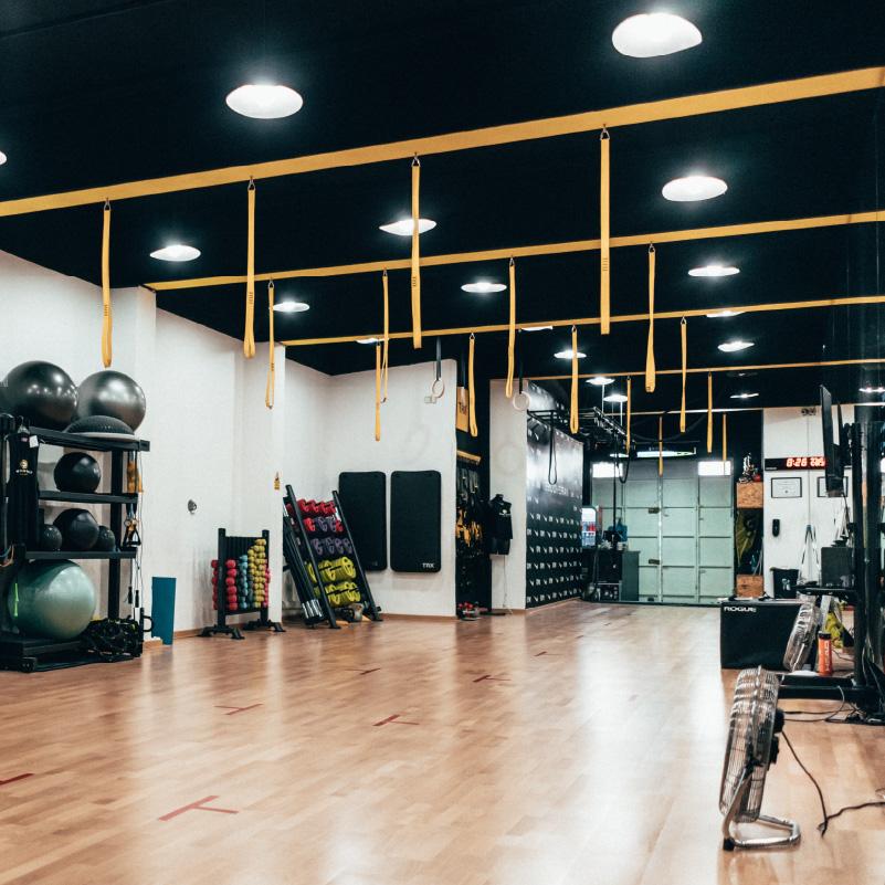 Gym Size